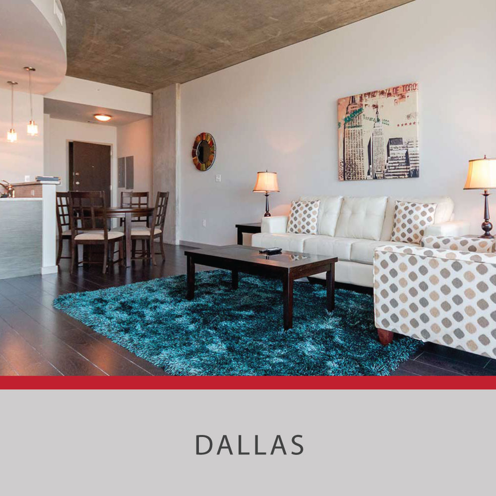Rent Residential Furniture in Dallas, TX