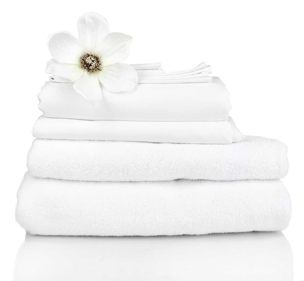 white-towels