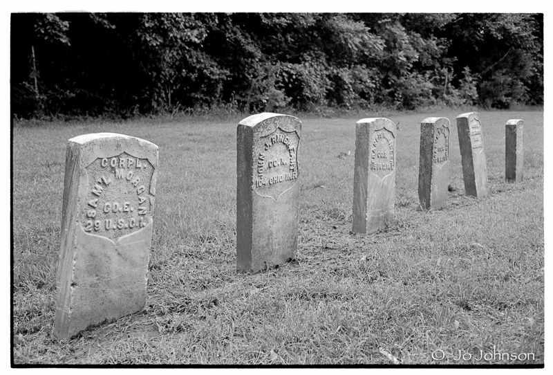 Cemetery Lawrence KS 2005