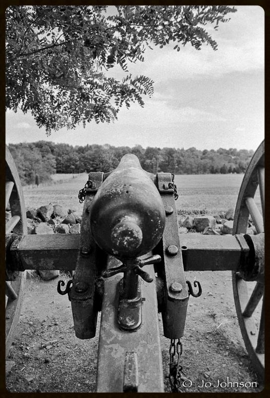 Gettysburg Battlefield (2001)