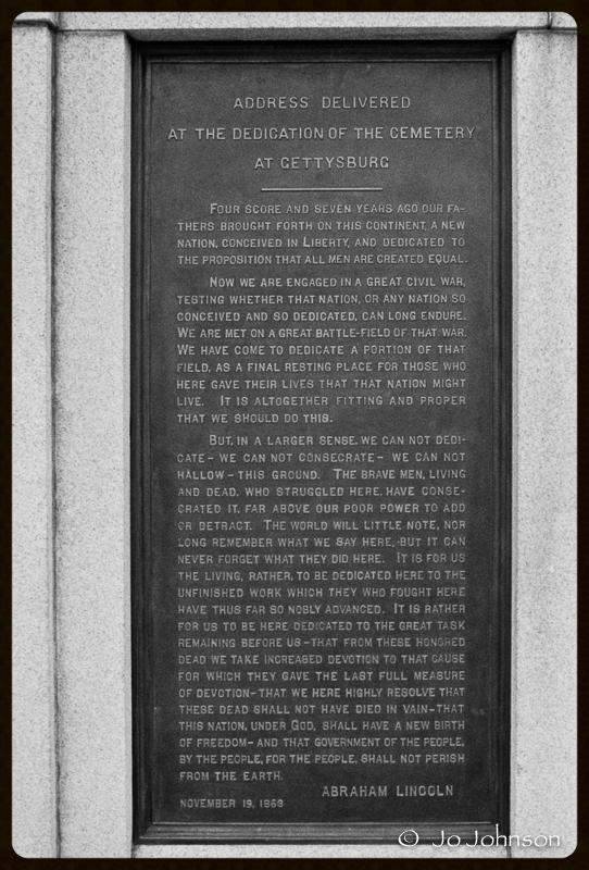 Gettysburg Address (2001)