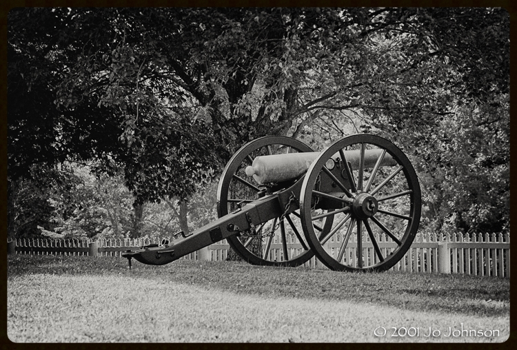 Appomattox Courthouse Canon (2001)