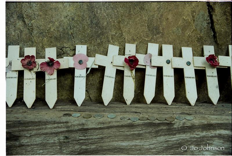 Hellfire Pass Memorials (2003)