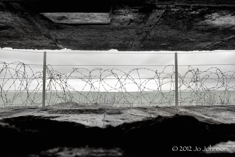 German Bunker at Pointe Du Hoc