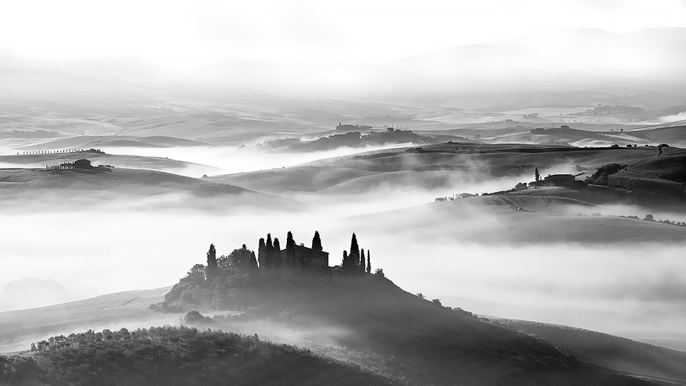 Belvedere - San Quirico,  Italy  (Photo Credit: John Barclay)