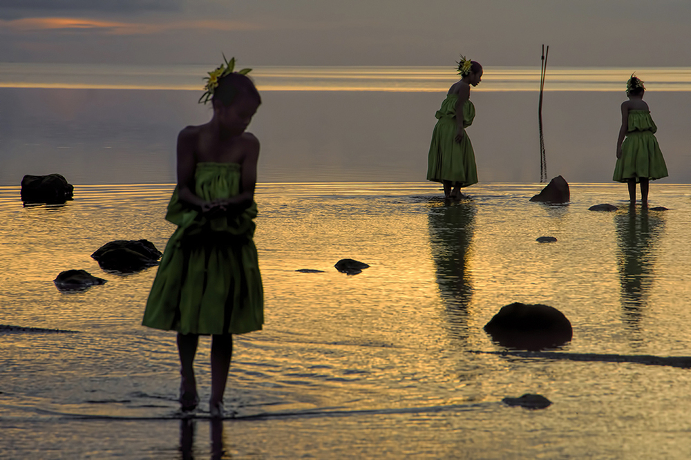 Molokai Maidens  (Photo Credit: Felice Willat)