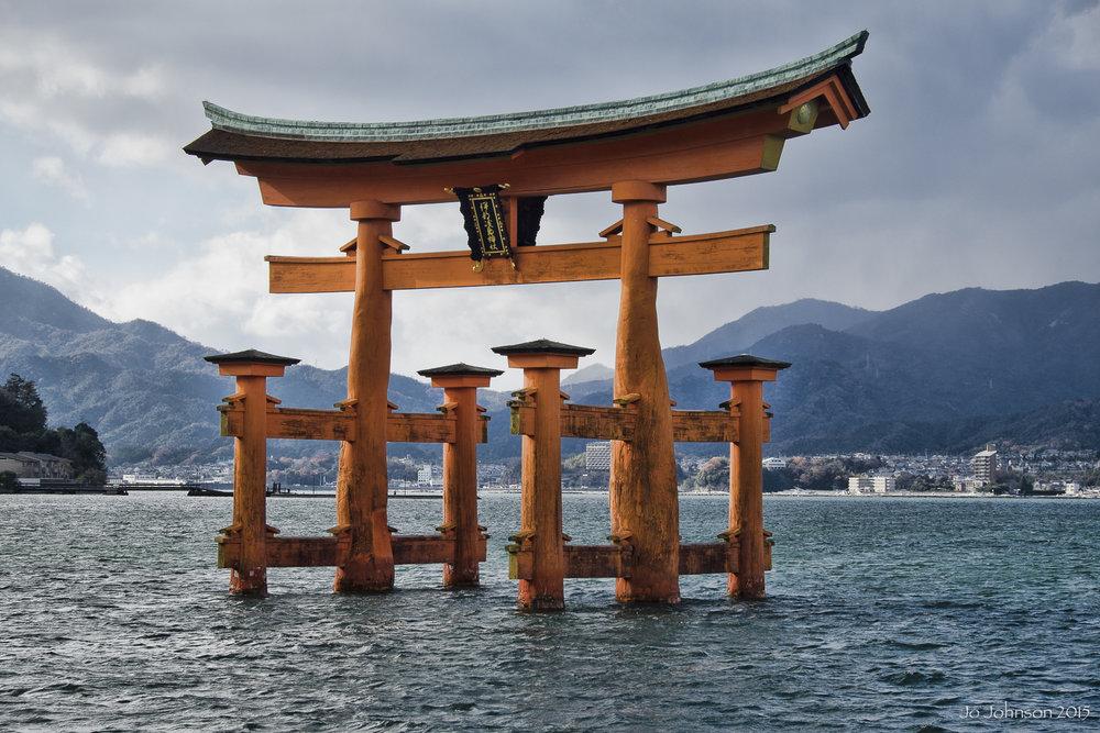 Miyajima (Itsukushima Island)