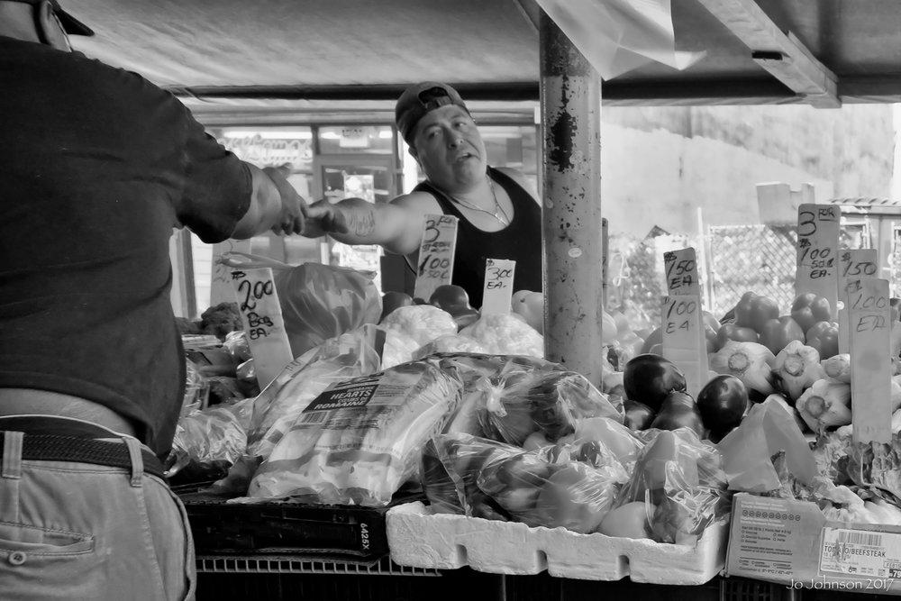 """9th Street Markets"" - Philadelphia, PA"