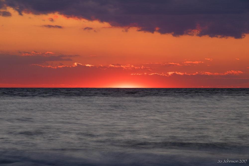 """Sunset"" - Cape May, NJ"