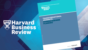 Harvard Business Review's Transformational Journeys: Modern Business Planning