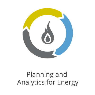 Planning and Analytics for Energy