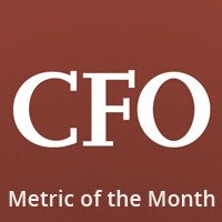CFO Metric of the Month