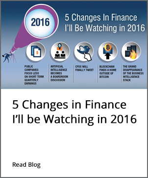 5 Changes In Finance I'll Be Watching in 2016