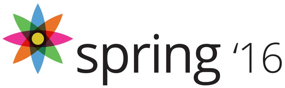 Spring 2016 Logo