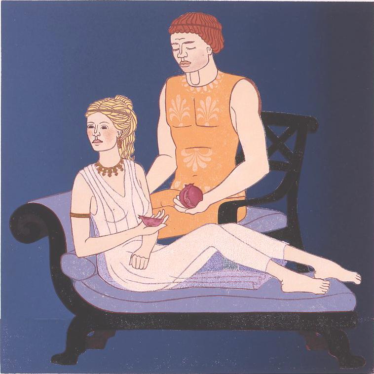 Persephone (Demeter Suite)
