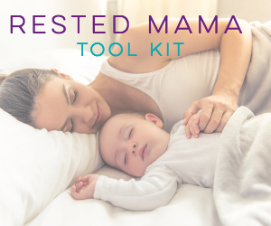Click the image to access the Rested Mama Tool Kit