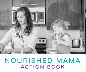 Click the image above to access the Nourished Mama Action book