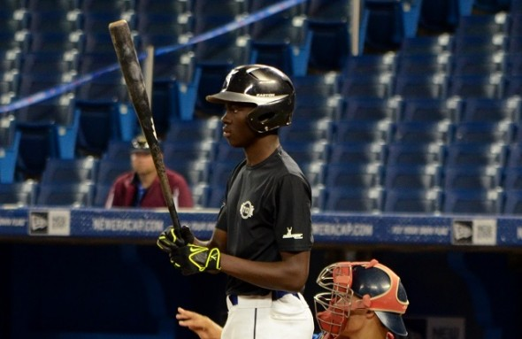 OF Eric Senior (Toronto, Ont.) of the Toronto Mets earned all-Tournament 12 MVP and first team honours as he joins 16 others selected to the all-tourney team.
