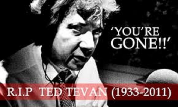 The late broadcaster Ted Tevan would have known how to welcome major league baseball back to Montreal … with a parade