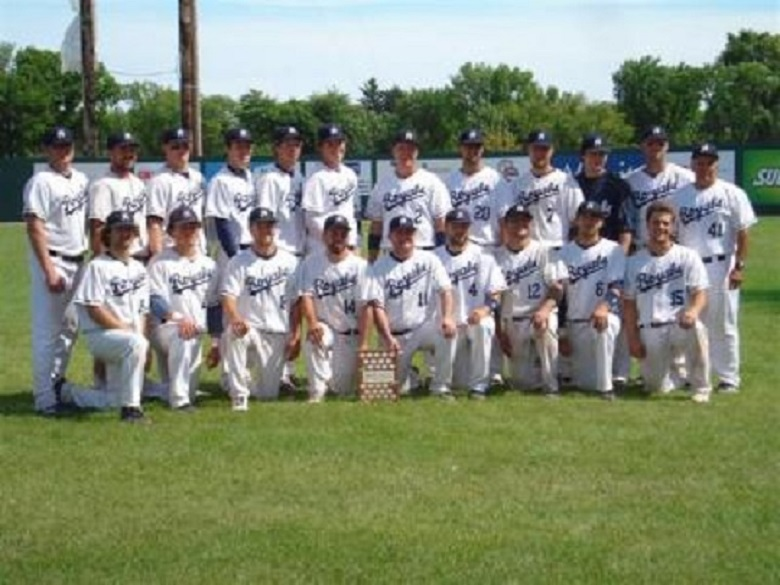 Your 2014 Marysburg Royals of the Saskatoon Senior Baseball League. This season officially marks the 98th year of operation by the senior club