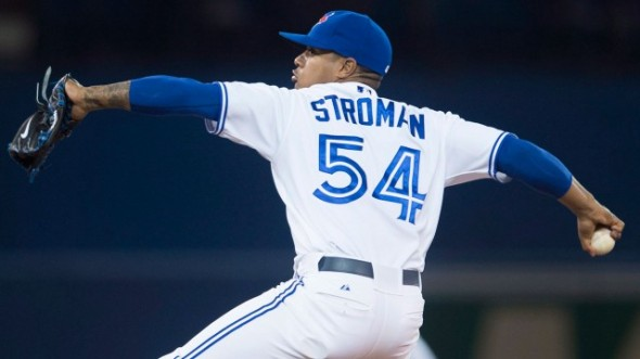 RHP Marcus Stroman, who has put up some stellar numbers as a starter (6-2, 2.12 ERA, 1.00 WHIP, 8.3 K/9 in 11 starts), will soon meet up with his old Duke University pitching coach, Sean Snedeker, who is making the trip to Houston Sunday