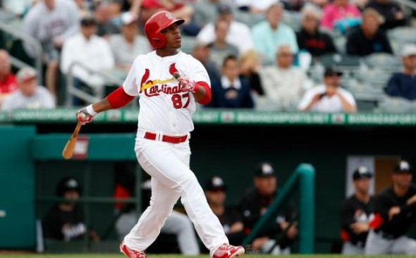 Melissa Couto talks prospect Oscar Taveras' teenage past in Montreal, Jays manager John Gibbons and the World Cup, Joey Votto's return from injury, and more in this week's ThrowinSmoke column