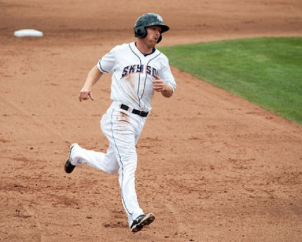 Pete Orr (Richmond Hill, Ont.), who is at triple-A Colorado Springs, is the third oldest position player in the minors. The former back bone of the Team Canada infield hopes to get back to the majors with the Milwaukee Brewers.