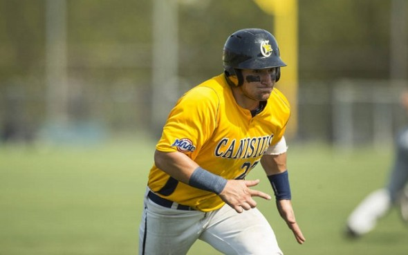 1B Conor Panas (Toronto, Ont.) picked up a couple of awards as the Canisius Golden Griffens wrapped up an MAAC playoff berth.