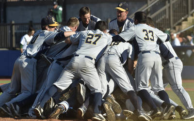* Team Canada, otherwise known as the Canisius Golden Griffs thumped the Siena Saints 11-2 to win the MAAC conference title for the second time in three years. Conor Panas won tourney MVP honors as the Griffs advance to the NCAA field of 64. ....