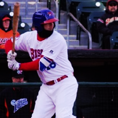 Matt Hague had three doubles, knocking in three run as the triple-A Buffalo Bisons beat the Toledo Mud Hens 9-5. ....