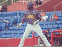 Josh Williams of the Dodge City Conquistadors earned all-tourney honors at the JUCO World Series in Grand Junction, Col.