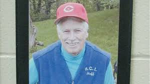 R.I,P. Clair Seeley, who used to run the Renfrew Red Sox and was a former associate scout with the Cincinnati Reds.