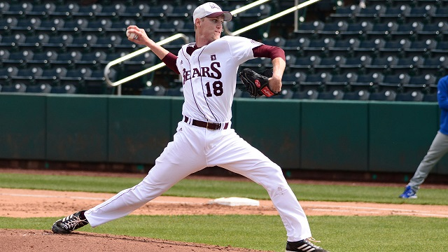 Blue Jays No. 1 pick Jon Harris of Missouri State Bears signed for $1.944,8 Million US.