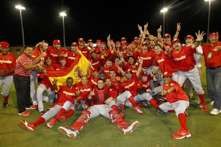 Spain beat Israel to qualify for the 2013 World Baseball Classic.