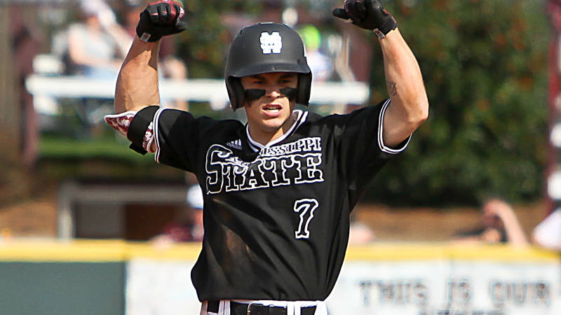 OF Jacob Robson (Windsor, Ont.) of the Mississippi State Bulldogs, an Ontario Blue Jays grad, is one of two Canadian collegians playing on Cape Cod ... with 328 are playing in 23 different summer leagues.