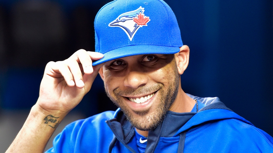 DAVID PRICE IS NOW A BLUE JAY. WHICH, AS SECTION 108 REPORTS, SHOULD HAVE MANY FANS TIPPING THEIR CAP TO THE JAYS GM. (PHOTO: NATHAN DENETTE/THE CANADIAN PRESS)