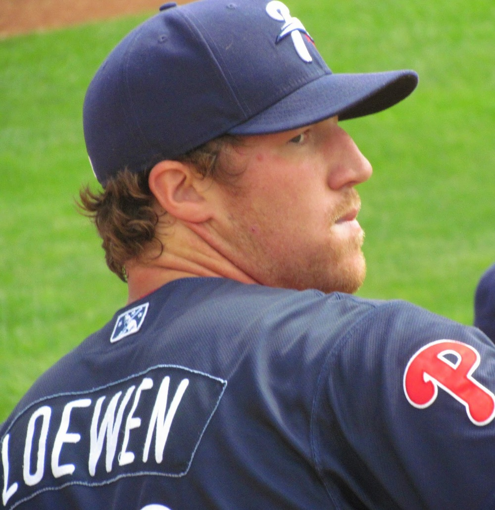 Adam Loewen made it with the Baltimore Orioles as a member of their rotation in 2006 before an injury sidelined his pitching aspirations, returned to the majors as an outfielder with the Blue Jays as an outfielder in 2015 and is now part of the Philadelphia Phillies bullpen.