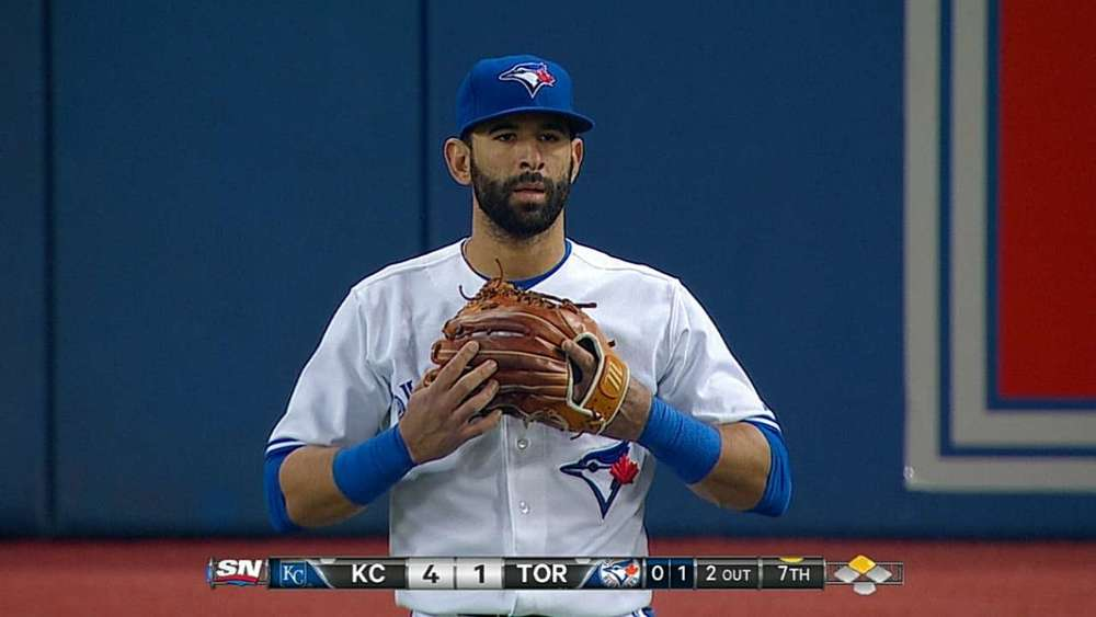 Jose Bautista had the highest strike ratio against the New York Yabjees,