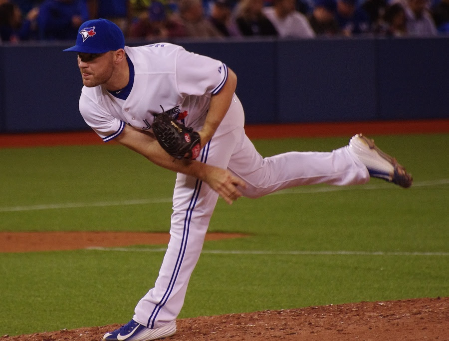Blue Jays RP Liam Hendriks was shipped to the Oakland A's for RHP Jesse Chavez.
