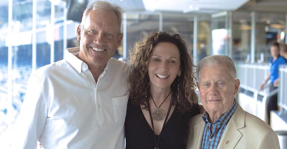 Hall of Famer George Brett, Molly Secours and veteran Kansas City Royals scouut Art Stuart talk about scouting ... the backbone of the industry.