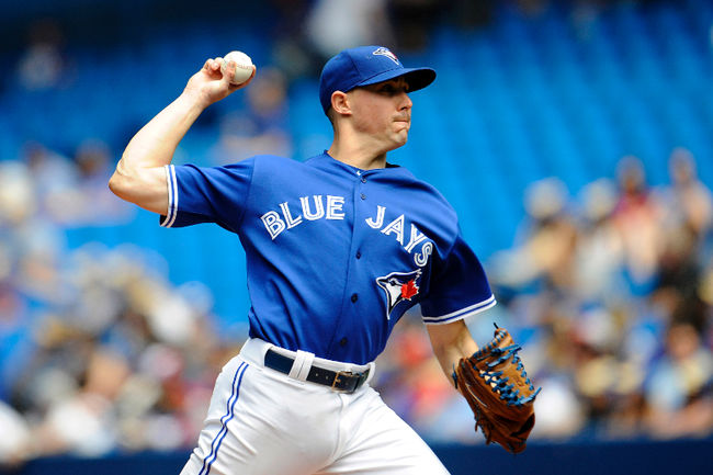 Aaron Sanchez wants to start, but is that what's best for the Blue Jays? Section 108 discusses. (photo: Peter llewellyn)