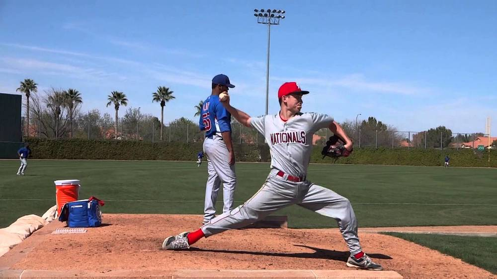 RHP Devlin Jovetic (Hamilton, Ont.) of the Ontario Nationals is set for their March break trip to Vero Beach. Jovetic has signed his letter of intent to atend Midland College.