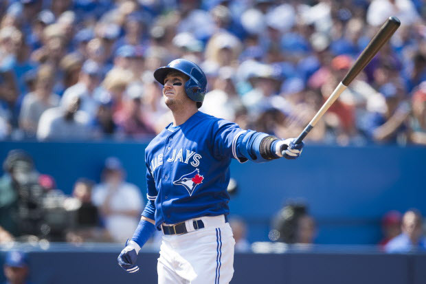 Tulowitzki isn't the only Blue Jays hitter struggling at the plate. But he is the one who seems to have the fans the most perplexed. ( Photo: Darren Calabrese/THE CANADIAN PRESS)