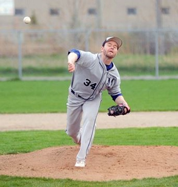 RHP Billy Hurley (Mississauga, Ont) of the Mississauga Southwest Twins earned COBA Major pitcher of the year honors last year.