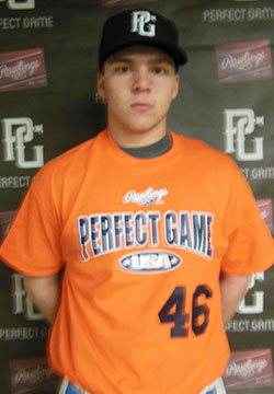 C Zachart Fascia (Brampton, Ont.) of the Brampton Royals, was ranked seventh best at the Rawlings Perfect Game Spring Top Prospect Showcase.