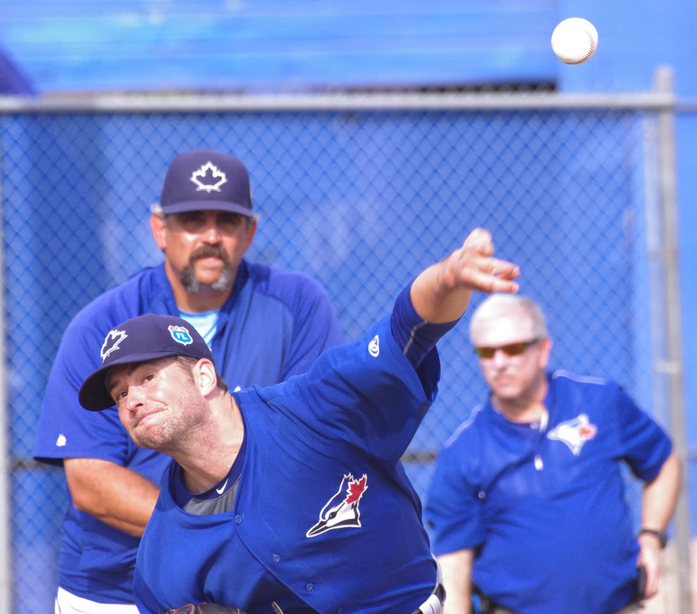 Former Team Ontario LHP Scott Diamond (Guelph, Ont.) allowed one run in 7 1/3 innings as the triple-A Buffalo Bisons beat Toledo. Photo: Jay Blue.