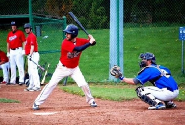 Former UBC Thunderbirs star Mark Capone was COBA Player of the Week hitting .556 (5-for-9) for the Etobicoke Rangers.