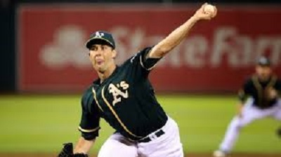 jeff francis a's