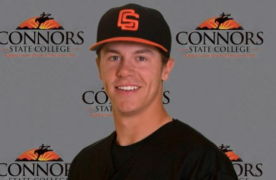 2B Jared Young, Connors State Cowboys