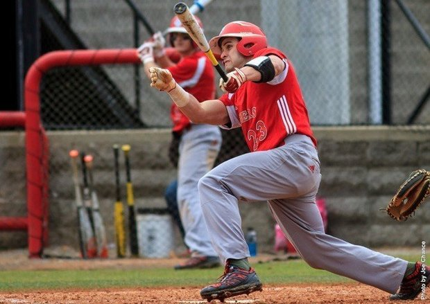 3B Mitch Holgate, West Alabama